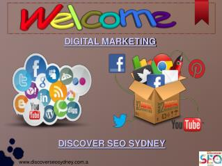 Digital Marketing by Discover SEO Sydney