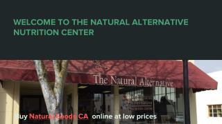 Natural Foods CA