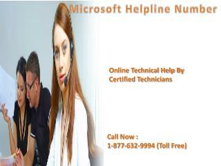 Microsoft Help Number || 1-877-632-9994 || Microsoft Helpline USA & Canada