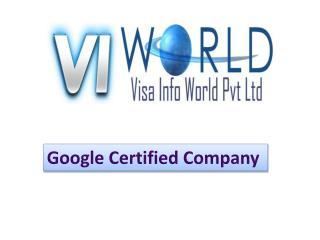 visa info world IT solution india-visainfoworld.com
