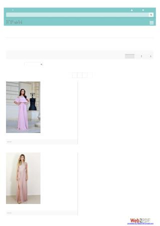 latest evening dresses from topbridal