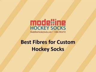 Best Fibres for Custom Hockey Socks