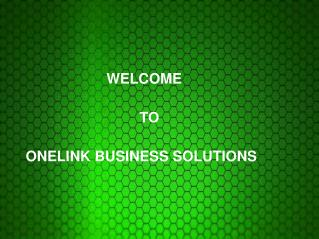 OneLink Business Solutions Services In Usa