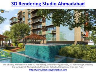 3d rendering studio ahmedabad