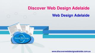 Famous Web designers | Discover Web Design Adelaide