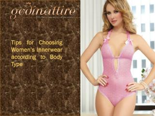 Women's Innerwear, Intimate Wear Online