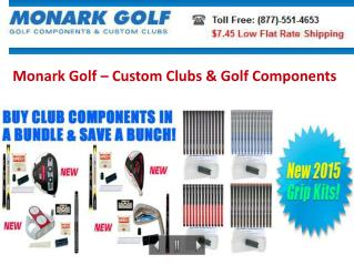 Custom Golf Irons, Golf Iron Sets