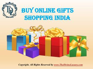 Buy Online Gifts