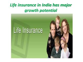 Life Insurance In India