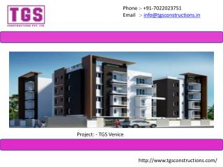 Lavish Flats & Apartments In HBR Layout