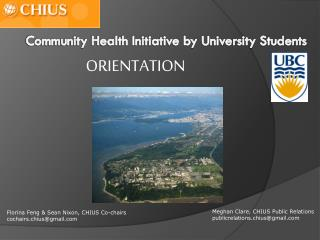 Community Health Initiative by University Students