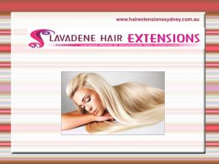 Human Hair Extensions In Sydney