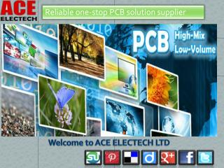 Get China based professional PCB Manufacturer