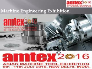 Machine engineering exhibition