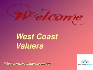 West Coast Valuers for best valuations in Perth