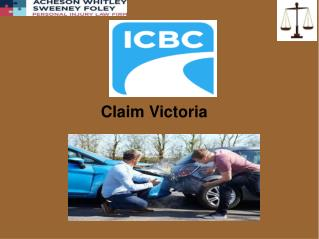 ICBC Claim Victoria BC