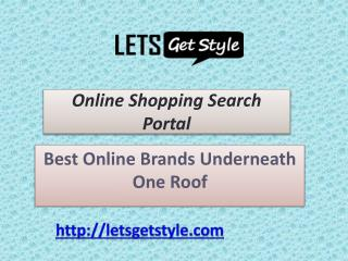 |Online shopping for women accessories|- letsgetstyle.com