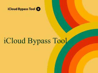 icloud bypass activation tool