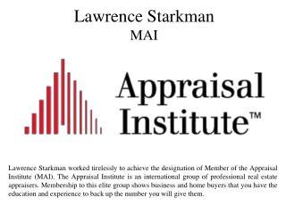 Lawrence Starkman MAI