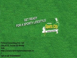 Ajnara Sports City Apartments Greater Noida West Call@ 9560090024
