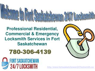 Professional Residential, Commercial & Emergency Locksmith Services
