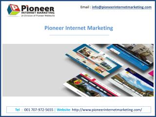 Hotel Website Design & Internet Marketing in California