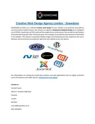 Creative-Web-Design-Agency-London-Sowedane