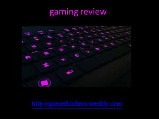 pc gaming reviews games analysis