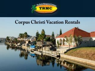 Corpus Christi Vacation Rentals