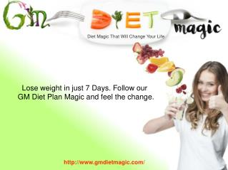 Are you tensed about your weight? Get yourself prepare for 7 day Diet plan and feel confident