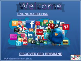 Best Online Marketing By Discover SEO Brisbane