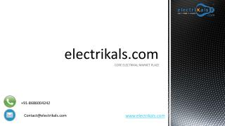 HAGER Electrical Products | electrikals.com