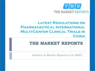 Latest Regulations on Pharmaceutical International Multi-Center Clinical Trials in China