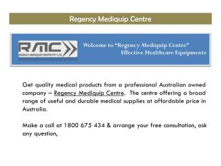 Leading Custom Made Medical Equipment Supplier in Australia
