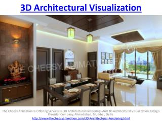 3D Architectural Visualization