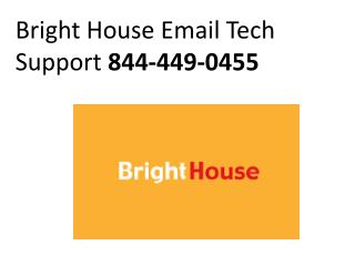 Brighthouse Email Tech Support