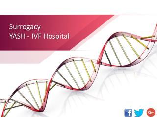 Surrogacy - YASH-IVF Hospital