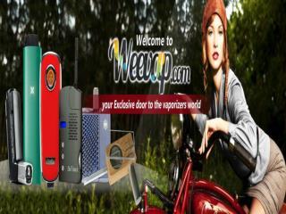 Buy the Best Portable Vaporizer Online – WeeVap