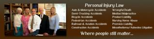 Personal Injury law Firm located in the heart of Indianapolis, Indiana, Ward & Ward Law Firm