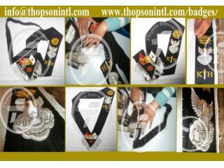 Masonic Rose Croix 30 degree sash