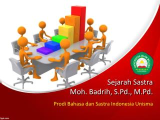 Sejarah Sastra Indonesia