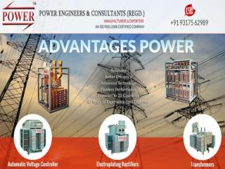Automatic Voltage Controller Manufacturers from India