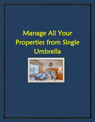 property management Kissimmee