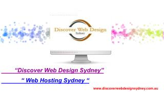 Web Design Sydney | Discover Web Design Sydney