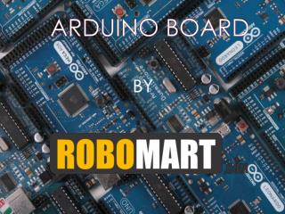 Arduino Board Price In India - Robomart
