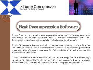 Best Decompression Software