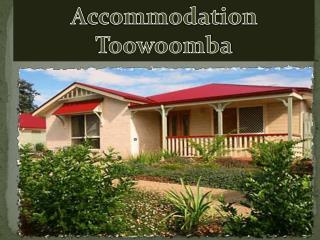 Accommodation Toowoomba