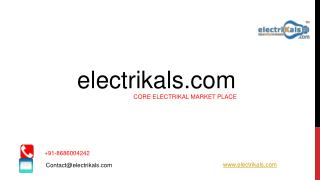 INDO-SIMON electrical products | electrikals.com