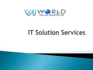 visa info world best IT solutions  india-visainfoworld.com