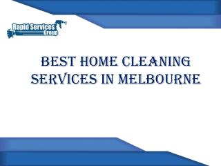 Best Oven Cleaning Services in Melbourne